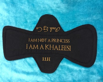 Game of thrones Khaleesi cloth pad csp
