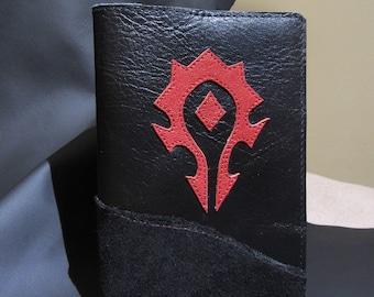 World of warcraft - Passport cover - Leather - Passport Holder