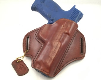 S & W MP .45 - Handcrafted Leather Pistol Holster