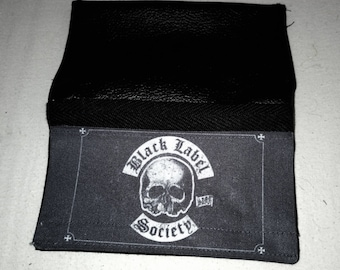 Black Label Society Tobacco Pouch