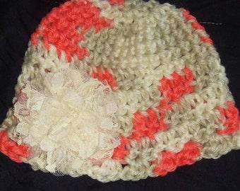 Newborn hat 3/9 mos.