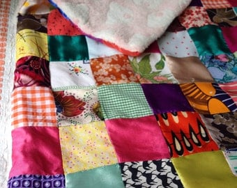 Baby Quilts - Moses Basket Sized