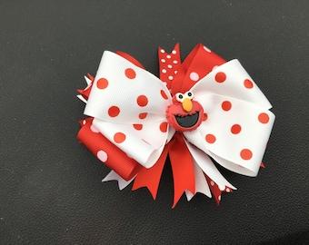 Elmo Hairbow