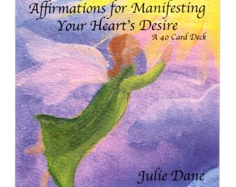 Affirmations for Manifesting Your Heart's Desire