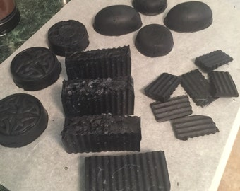Peppermint Charcoal Activated Soap