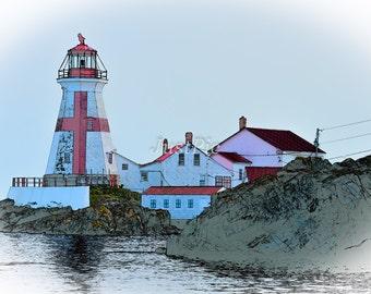 Sketched Lighthouse