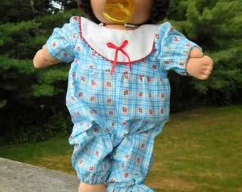 Cabbage Patch Doll Outfit