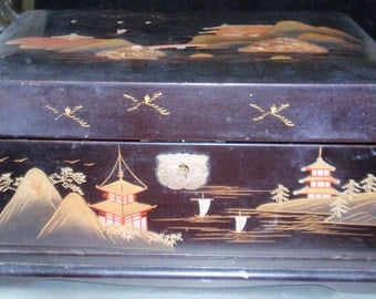 Asian Music Jewerly Box