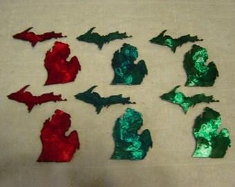 Michigan Magnet Set Gift Shop Pack
