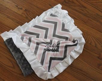 Minky Snuggle Blanket