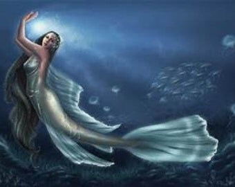 Mermaid Spiritual Raeding