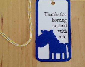 Farm Favor Tag/Farm First Birthday/Farm Birthday/Barnyard Bash/Farm and Friends/Favor Tag