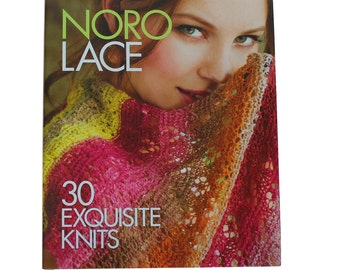 NORO LACE - 30 Exquisite Knits