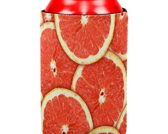 Grapefruit Citrus All Over Can Cooler