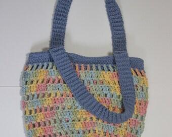 Open Mesh Market Bag