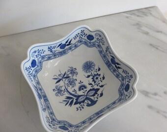 Vintage Hutschenreuther-Gelb large serving bowl