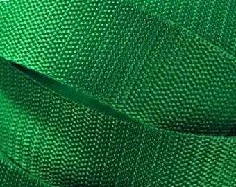 3 m belt bag belt 30 mm Green