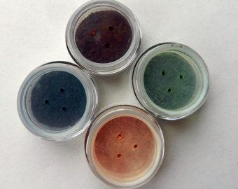 Loose Powder Eye Shadow, Mineral Eye Shadow, Natural Makeup, Mineral Makeup, Eyeshadow,