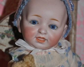 """12"""" JDK Kestner baby doll"""