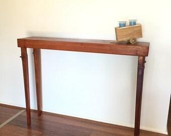 Hard Wood Timber Table / Dresser