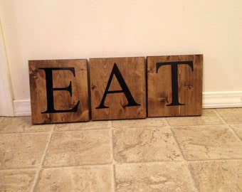 EAT sign