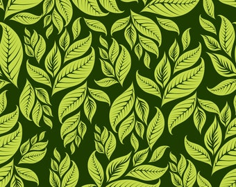 Grass Leaves Wallpaper