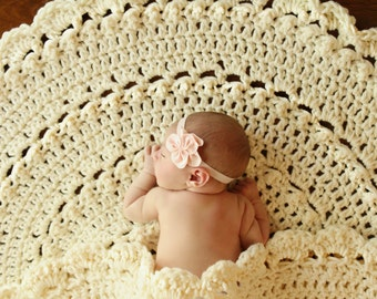 Leilani Afghan- Baby/Child