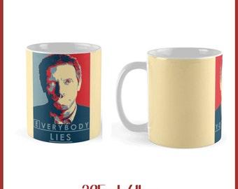 Dr House MD 325ml Mug