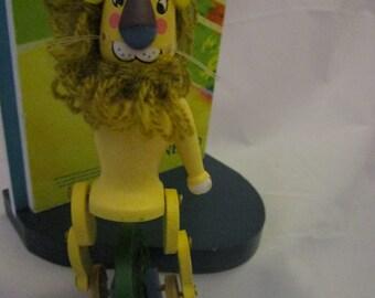 Cowardly Lion Ornament