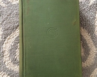 The Two Admirals, 1902, by James Fenimore Cooper, Famous Novels of the Sea collection, vintage book, classic book