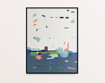 Cityscape  //  Original Abstract Art