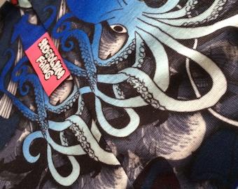 Kraken Headband. Octopus Headband. Shark Headband. Jersey Headband. Sports Headband. Bandana. Running Headband. Cyclist Scarf