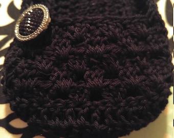 Womens Crochet slipper