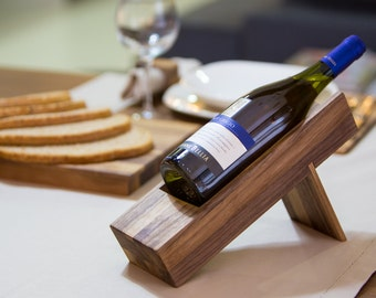 Table bottle holder CINNAMON