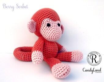 Berry Sorbet Michael - Orange Monkey