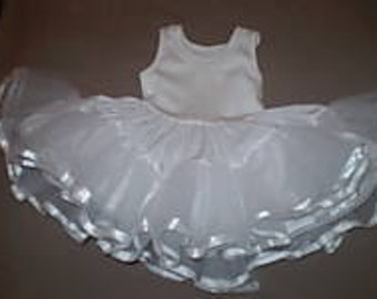 Stunning vest petticoat, all ages 4/5/6/7 and 8 years
