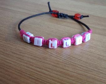 Macrame Name / Friendship Bracelet