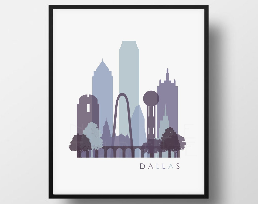 dallas skyline coloring pages - photo#25