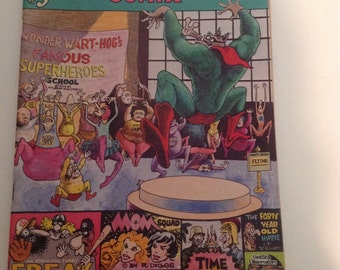 Rip Off Comix Issue #5 First Print 1979