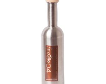 the Balanced 04-steel Bottle Oil c.e. Extra Virgin olive oil