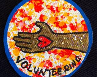 Volunteering Merit Badge