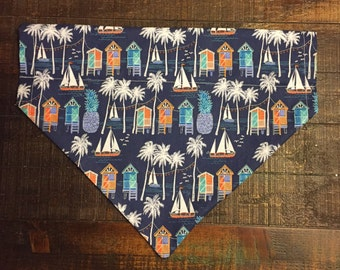 Another Day in Paradise Dog Bandana