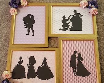 Princess Silhouette Gallery.