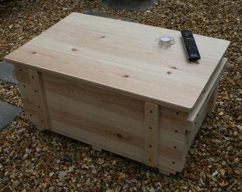 Coffee table / storage box