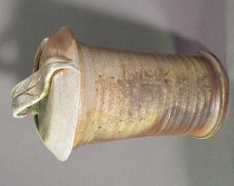 Leaf Lidded Jar