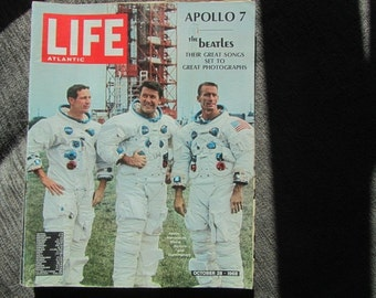 Life magazine october 28 1968 volume 45, no. 9