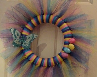 Clearance - Easter Wreath