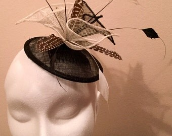 Sinemay Fascinators
