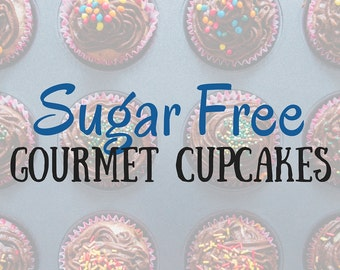 Sugar Free Cupcakes In A Jar Gourmet Flavors