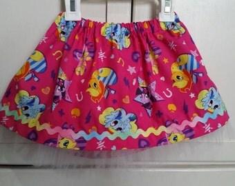 4t Skirt My Little Pony